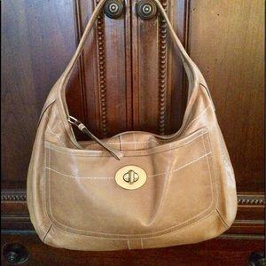 COACH Large Hobo Handbag